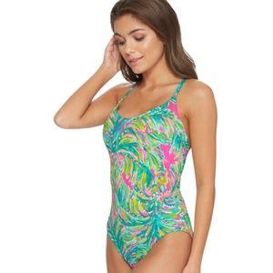 f0118616317ef Lilly Pulitzer Swim - NWT Lilly Pulitzer Azalea One Piece Suit (size 12)